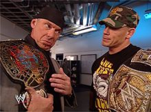 INDUCTION: Vince McMahon, ECW Champion – Crap…to the EXTREME!