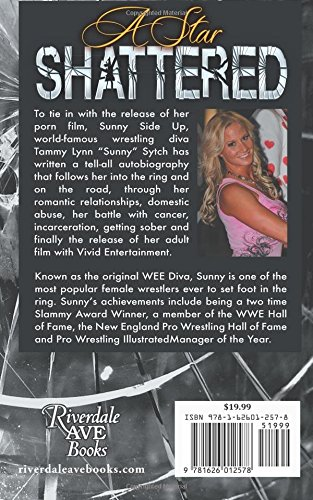 Tammy Sytch Sunny A Star Shattered book 2