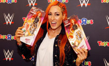Headlies: Becky Lynch Buries Charlotte Flair With Becky Lynch Dolls