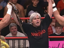 Induction: Eric Bischoff Hardcore Champion – One Badass Bisch