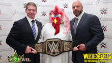Induction: WWE Crown Jewel – The 2018 Gooker Award Winner