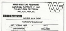 INDUCTION: Old WWF Lineup Cards – You'll Be Glad for These Cards Being Subject to Change!
