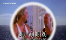 Induction: Goldberg and Kevin Nash on The Love Boat – Big Sexy turns Bill's honeymoon into a three-way dance