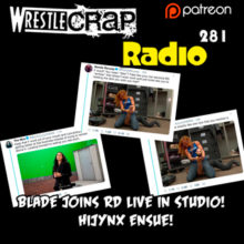 WrestleCrap Radio Episode 281!