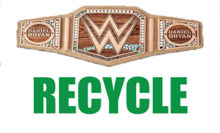 Headlies: Daniel Bryan Recycles His WWE Championship