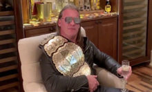 Headlies: AEW Officials Pin The AEW Championship Belt To Chris Jericho