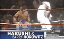 Induction: Hakushi gets Americanized – Horowitz wins… a friend