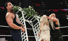 Headlies: Rusev – Lana – Lashley – Liv Angle To Now Include Literal Car Wrecks