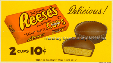 Reese's Peanut Butter Cups ad