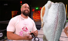 Headlies: Cold Fish Joins All Elite Wrestling