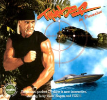 INDUCTION: Thunder in Paradise INTERACTIVE – Two Terrible Tastes That Taste Terrible Together