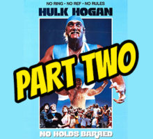 INDUCTION SPECIAL: No Holds Barred – Script vs. Movie – The Most In-Depth Analysis in History – Part 2