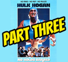 INDUCTION SPECIAL: No Holds Barred – Script vs. Movie – The Most In-Depth Analysis in History – Part 3