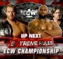 INDUCTION: The Final ECW Finale – This Is(n't) Extreme
