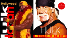 Induction: Hulk Hogan's autobiographies – Have pythons, will (time) travel
