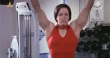 Induction: Chyna on Sabrina the Teenage Witch – How's that for piledriving Miss Daisy?