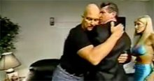 Induction: The softer side of Stone Cold — Hugs are better than drugs, except the ones these writers were taking