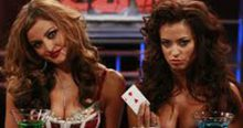 Classic Induction: ECW Strip Poker – Featuring Ashley, The Shy Trannie