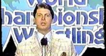 Classic Induction: Black Saturday: Vince Shows Up on WTBS…in 1984?