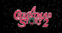 """INDUCTION: A Christmas Story 2: Subtitled: """"Ralphie's Quest to Get Him Some"""""""