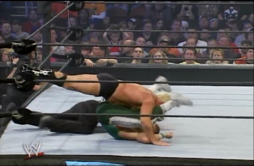 Induction: Big Show vs. The Authority - Never mind the KO ...