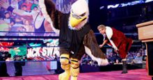 INDUCTION: The Swagger Soaring Eagle – The Greatest Pro Wrestling Mascot Ever!