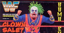 INDUCTION SPECIAL – The Worst WWF Magazine Covers of the 90s!
