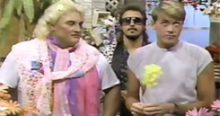 INDUCTION: Adrian Adonis' Assistants, Mr. Bruce and Jack Darling – Just What You'd Expect from 1986 (or 2016) WWF!