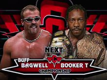 INDUCTION: Booker T vs. Buff Bagwell – The Night That Killed WCW Once and For All