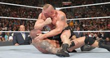 Headlies: Randy Orton Puts Himself In A Headlock To Speed Up His Recovery