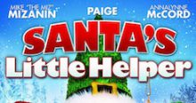 Induction: Santa's Little Helper – Miz and Paige star in this round-eared cinema classic