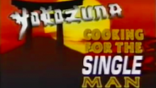 Induction: Cooking for the Single Man – Hibachi-Mania