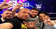 Headlies: Triple H Takes A Group Of Fans To Dave & Busters To Show Them He's Still Cool