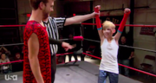 Induction: The Chrisley Knows Best Wrestling Episode – Tough Enough, Kids' Edition