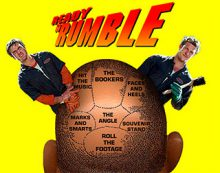 INDUCTION: Ready to Rumble Website – Perhaps Even Dumber Than The Movie!