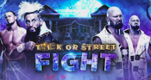 INDUCTION: Trick Or Street Fight – Wrestling meets Smashing Pumpkins (but in WWE, with no Billy Corgan)