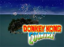 INDUCTION: A Donkey Kong Country Christmas – Have Yourself a Nipply Little Christmas