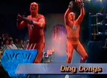 INDUCTION: The Ding Dongs – Up Yours, JR!  Them's Is Real Funny!