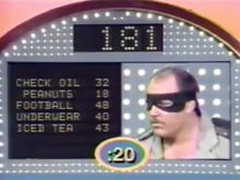 INDUCTION: WWF on Family Feud in 1993 – The Ultimate Battle of GOOD VS. EVIL!!!
