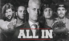"""Headlies: Cody Rhodes To Take On """"Doink"""" At All In"""
