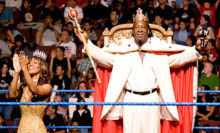 Headlies: Wrestling Nobility Attends The Royal Wedding