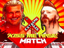 """Induction: The """"Kiss Me Arse"""" Match – I'm here to show the world (my butt)!"""