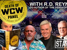 Eric Bischoff Threatens to Castrate RD.  Seriously, Not Joking.