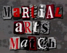 INDUCTION: Martial Arts Match Uncensored 95 – Meng Preps RD for Bischoff!