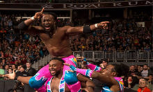 Headlies: Kofi Kingston Avoids Royal Rumble Elimination By Jumping Into Another Dimension