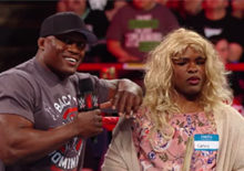 INDUCTION: Bobby Lashley's Sisters – One Family Reunion You'll Never Want To See Again!