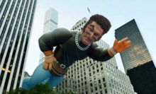 """Headlies: Triple H """"Dressed As The Rock"""" Balloon Debuts At Greenwich Thanksgiving Day Parade"""