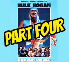 INDUCTION SPECIAL: No Holds Barred – Script vs. Movie – The Most In-Depth Analysis in History – Part 4