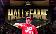 Headlies: Trump Supporters Unable To Find And Storm WWE Hall Of Fame
