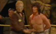 Induction: Rambo y sus titanes – Your childhood action figure fed come to life!